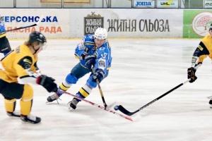 УХЛ: «Дніпро» в овертаймі переміг «Білий Барс»