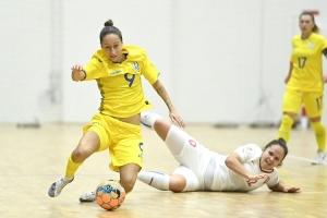 Українські футзалістки обіграли збірну Чехії у відборі на чемпіонат Європи-2022