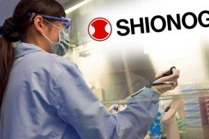 Японська Shionogi почала новий етап клінічних випробувань COVID-вакцини