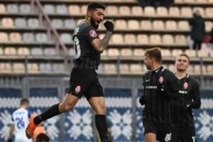El Zorya derrota al CSKA Sofía en la Liga Conferencia