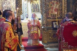 Українці вітають Вселенського патріарха з 30-річчям інтронізації