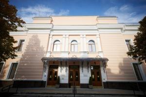 У Полтаві відкрили філармонію, реставровану за програмою «Велике будівництво»