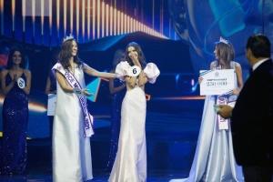 «Міс Україна 2021» стала Олександра Яремчук з Вінниччини