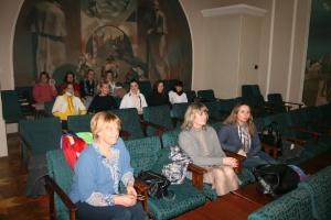 На Чернігівщині встановили рекорд із читання творів Миколи Гоголя
