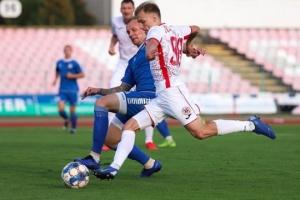«Волинь» перемогла «Кремінь» у стартовій грі 15 туру Першої ліги