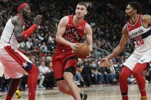 НБА: Михайлюк и Лень набрали по 8 очков
