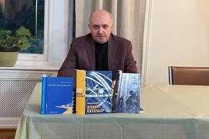 У Філадельфії презентували збірку Василя Махна «Одновітрильний дім»