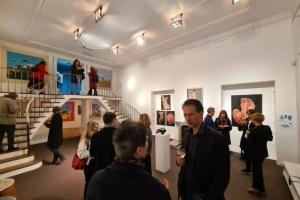У Парижі відкрили виставку українського мистецтва