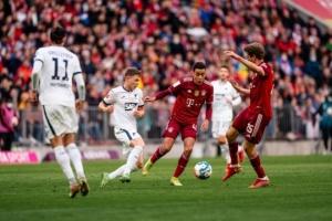 «Баварія» впевнено обіграла «Хоффенхайм» і продовжує лідирувати в Бундеслізі