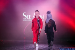 Junior fashion week: у Києві пройшов другий день показів