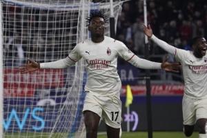 Серія А: «Мілан» у драматичному матчі переміг «Болонью» і став лідером чемпіонату