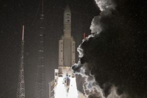 Ракета Ariane-5 вивела на орбіту французький військовий космічний апарат