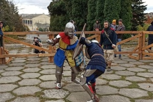 На честь героя Небесної сотні Максима Шимка розпочався лицарський турнір