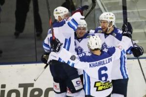 «Сокіл» переміг «Тарту» , але припиняє участь в Континентальному кубку