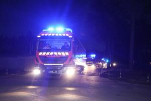 Katastrophenschutzdienst will mobiles Corona-Krankenhaus in Kachowka einrichten