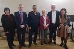 У Празі представники діаспори взяли участь у вечері пам'яті дипломата Романа Лубківського