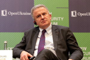 Ніколя Тензер, політолог та експерт з міжнародних відносин