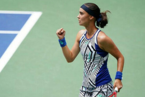 Украинка Калинина победила Фридзам на пути в четвертьфинал турнира WTA