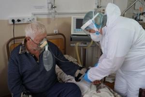 У Чернівцях COVID-лікарні заповнені майже на 90%
