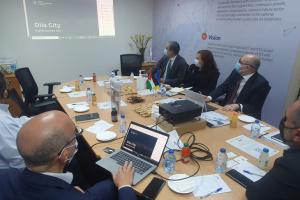 Україна та Йорданія підписали меморандум щодо співпраці в сфері ІТ