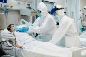 В Виннице пациентов с COVID-19 начала принимать уже третья больница