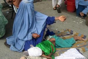 Более половины населения Афганистана страдает от голода - ООН