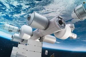 Створення фільмів та дослідження: Blue Origin планує запустити комерційну станцію у космосі