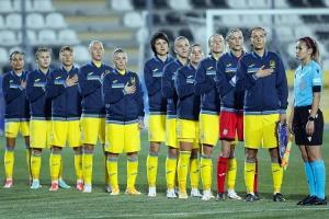 Україна приймає Іспанію у кваліфікації жіночого ЧС-2023 з футболу