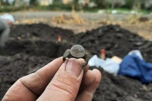 Перстень козацької доби і не тільки: на Тернопільщині знайшли артефакти XV-XVII століть
