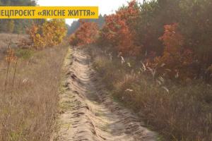На Черкащині для захисту лісів від пожеж збільшили кількість мінералізованих смуг
