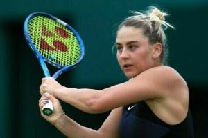 Костюк одолела Бартель на пути в четвертьфинал турнира WTA в Румынии