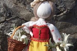 У Києві відбудеться виставка «Українські ляльки мандрують світом»
