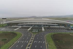 У Нагірному Карабаху відкрили міжнародний аеропорт