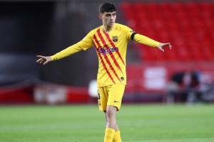 Хавбек «Барселони» Педрі пропустить і другий матч з «Динамо»