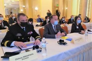 В Одесі проходить засідання Міжпарламентської ради Україна - НАТО