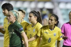 Збірна України поступилася іспанкам у кваліфікації ЧС-2023 з футболу