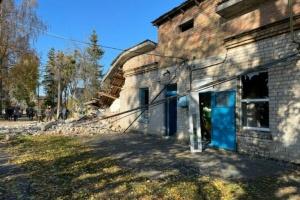 На Київщині у дитячому садку стався вибух газу