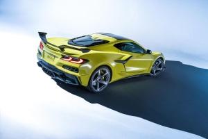 Chevrolet представив новий спорткар