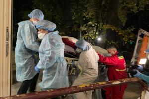 В Одеському COVID-центрі закінчився кисень: пацієнтів перевозять в інші лікарні