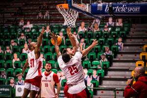 «Прометей» сьогодні зіграє з «Динамо Сассарі» в баскетбольній Лізі чемпіонів