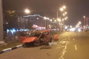 Смертельна аварія у Харкові: поліція затримала 16-річного водія Infiniti