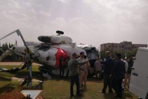 У Лівії розбився вертоліт, який перевозив гроші