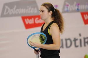 Дарья Снигур выиграла стартовый матч на турнире  ITF в Пуатье