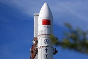 Китай запустив «ракету-човен» із супутником