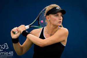 Ястремська перемогла Козлову в українському тенісному дербі