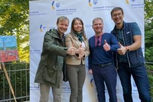 У Швейцарії посольство провело зустріч з українською громадою