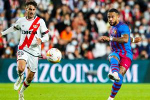 Ла Ліга: «Барселона» продовжує втрачати пункти, програвши «Райо Вальєкано»