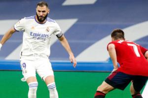 Ла Ліга: «Реал» залишається на першому місці, попри нічию з «Осасуною»