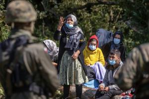 Гибридный конфликт: между милосердием и безопасностью