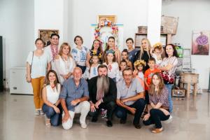 На Кіпрі українська діаспора провела творчу зустріч